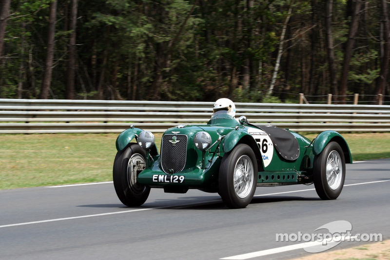 #56 Aston Martin Speed Model 1936