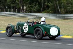#42 HRG Le Mans 1937