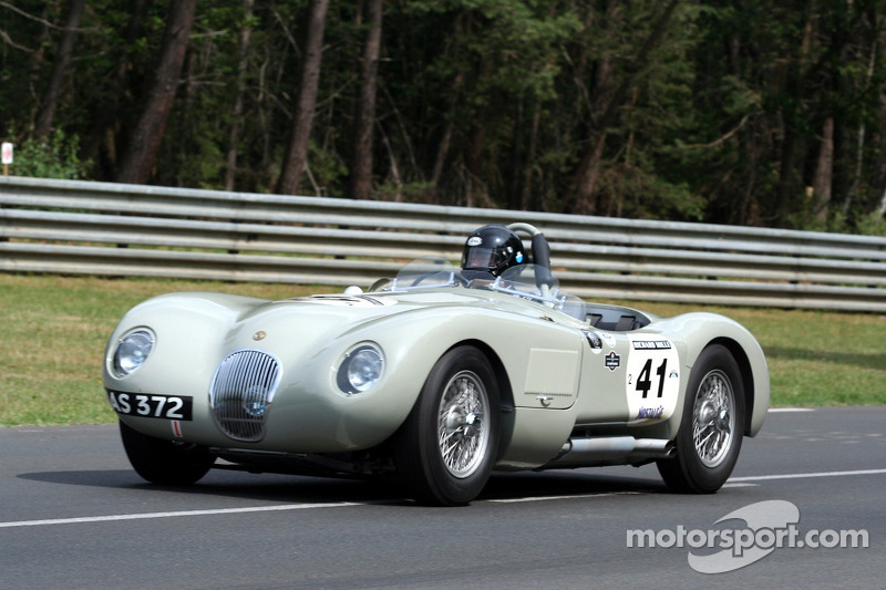 #41 Jaguar C Type 1952