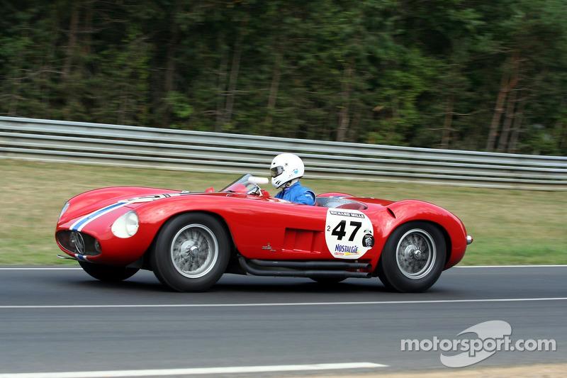 #47 Maserati 300 S 1955