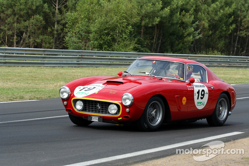 #19 Ferrari 250 GT Berlinetta 1960