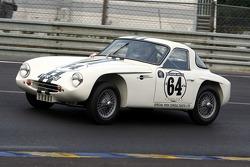 #64 TVR Grantura MK III 1962
