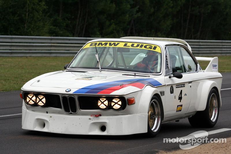 #4 BMW 3.0 CSL 1972