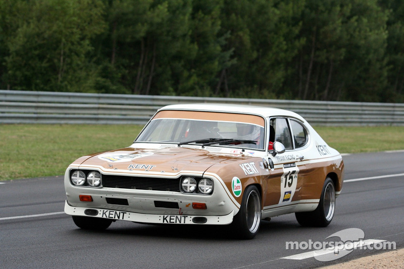 #15 Ford Capri 2600 RS 1972
