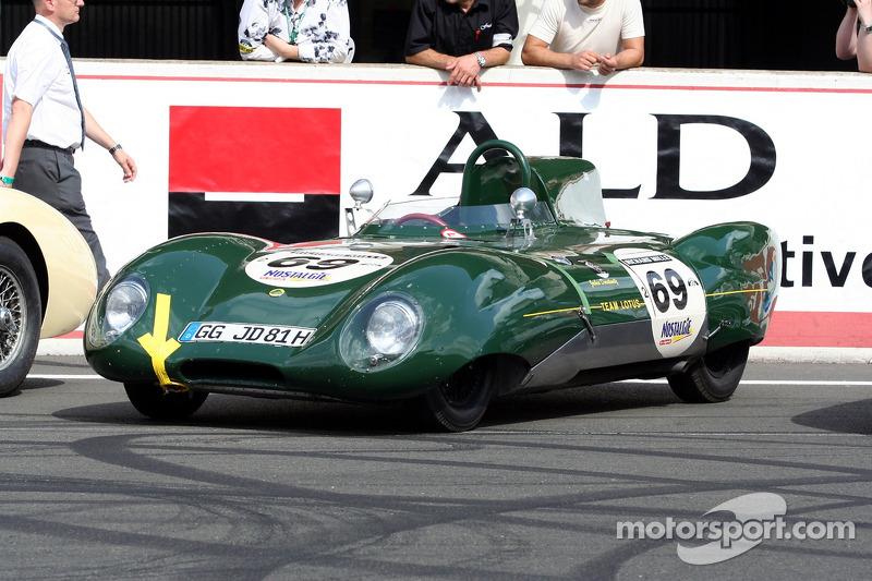 #69 Lotus XI 1956