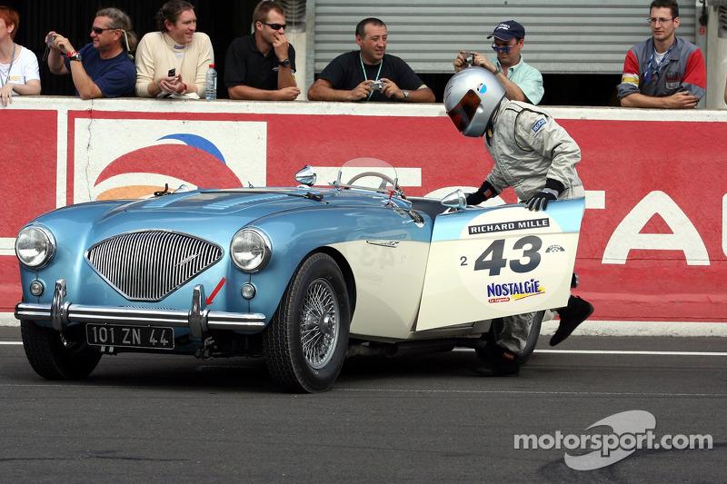 #43 Austin Healey 100 M 1955