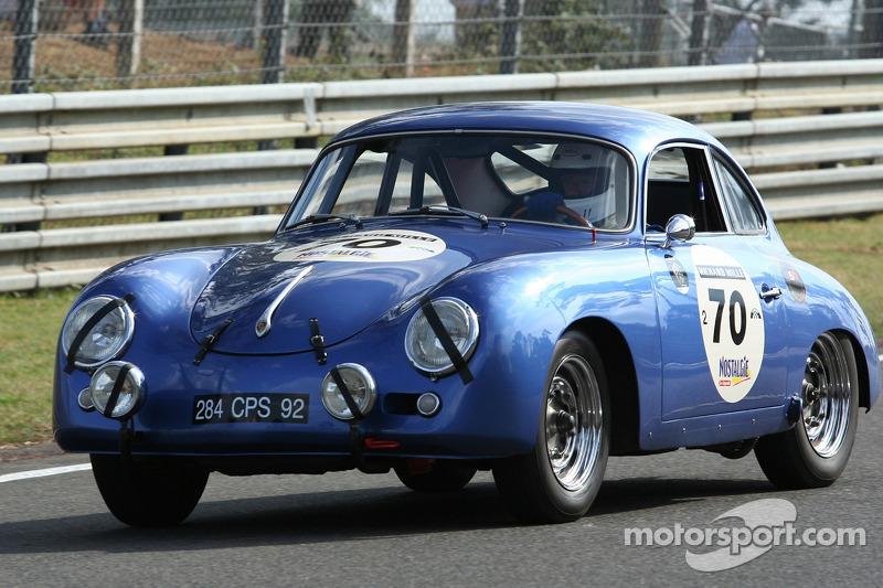#70 Porsche 356 A 1955