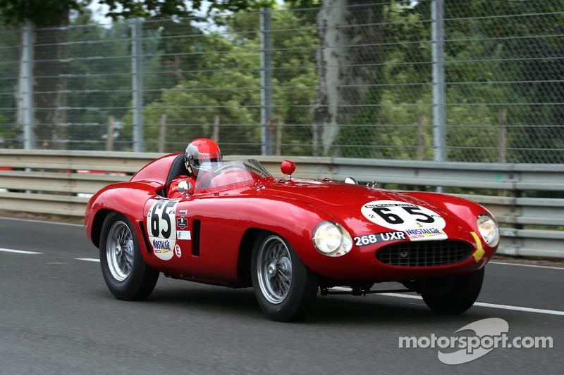 #65 Ferrari 750 Monza  1955
