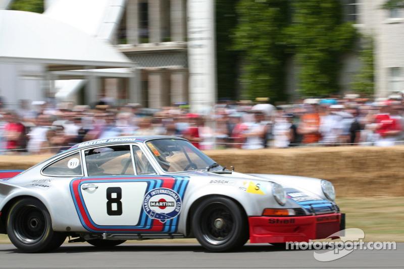 Porsche 911 RSR - Targa Winner In 73 avec Gys Van Lennep