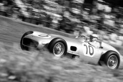 Mercedes Benz W196 von Stirling Moss