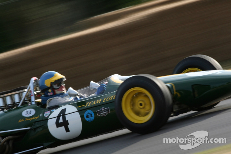 Lotus 33 - Robs Lamplough
