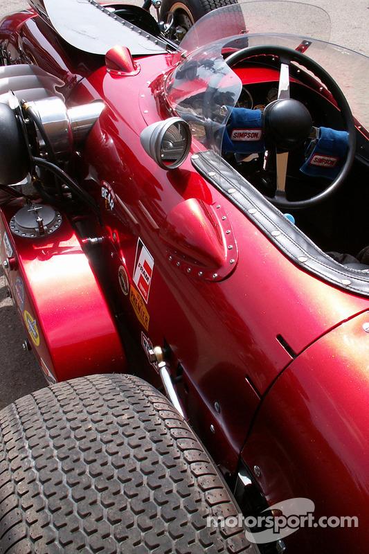 La Watson Roadster magnifiquement restaurée