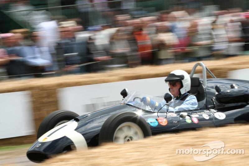 Cooper Climax T51 - Sir Jack Brabham