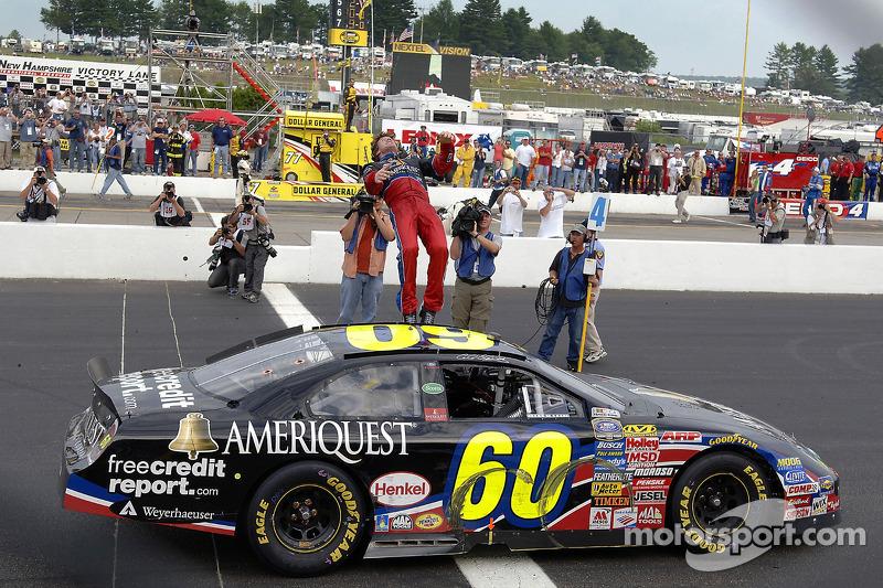 NASCAR XFINITY, Лоудон, 15.07.2006
