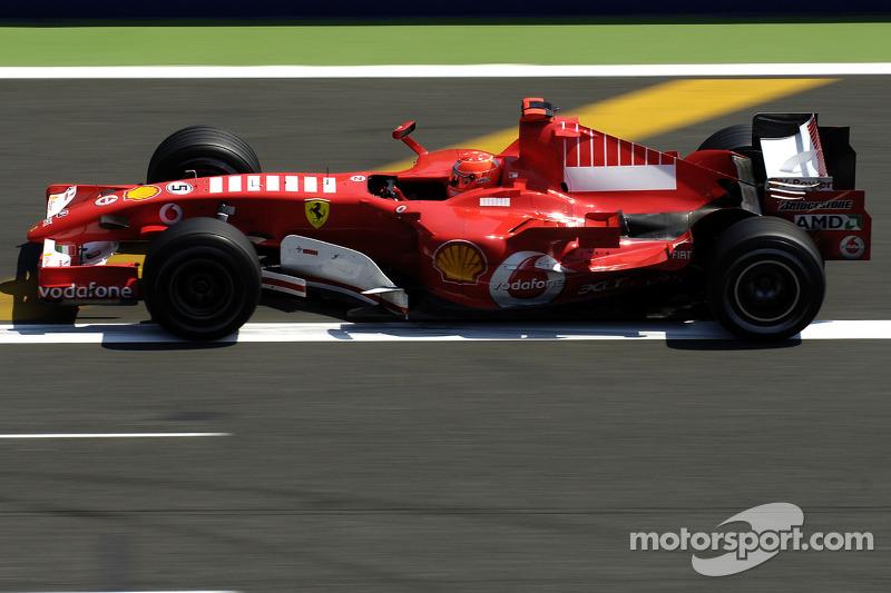 2006: Михаэль Шумахер, Ferrari 248 F1