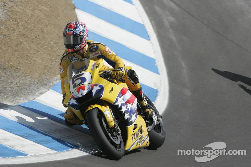 Colin Edwards, Yamaha - GP van de Verenigde Staten 2006