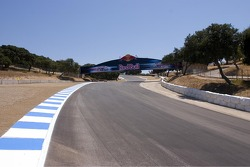 Track walk: Bridge before Turn 8
