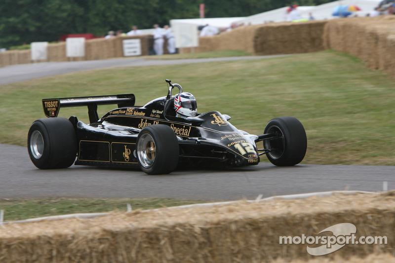 Lotus Cosworth 91: Nigel Mansell