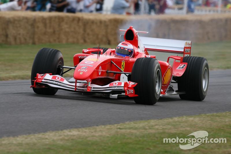 Ferrari F2004: Marc Gene