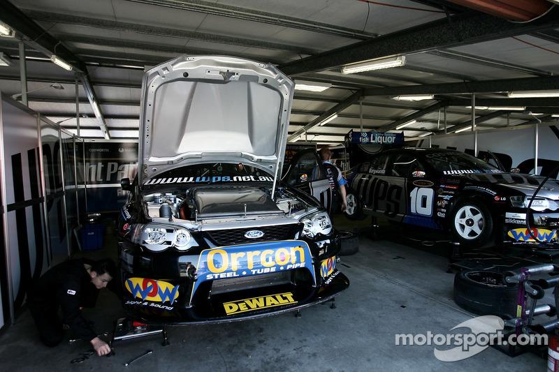 Le garage WPS