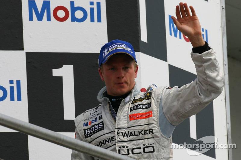 Grand Prix von Deutschland 2006 in Hockenheim: Platz drei