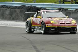 #41 Team Sahlen Porsche GT3 Cup: Jim Michaelian, Joe Sahlen, Bob Frost