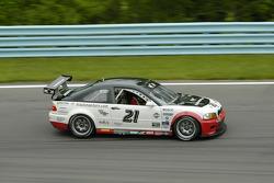 #21 Matt Connolly Motorsports BMW M3: Sam Schultz, Matt Connolly