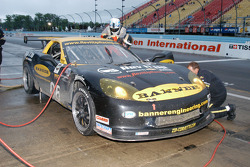 #06 Banner Racing Corvette: Tim Gaffney, Leighton Reese, Randy Tolsma