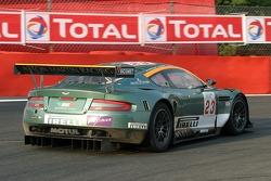 #23 Aston Martin Racing BMS Aston Martin DBR9: Christian Pescatori, Fabio Babini, Tomas Enge, Peter Kox
