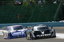 #6 Playboy Racing/ Mears-Lexus/Riley Lexus Riley: Burt Frisselle, Mike Borkowski, #12 Lowe's Fernandez Racing Pontiac Riley: Adrian Fernandez, Mario Haberfeld