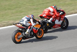 Alex Hofmann and Nicky Hayden