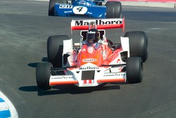 #11, 1977 McLaren M-26, Jeff Lewis