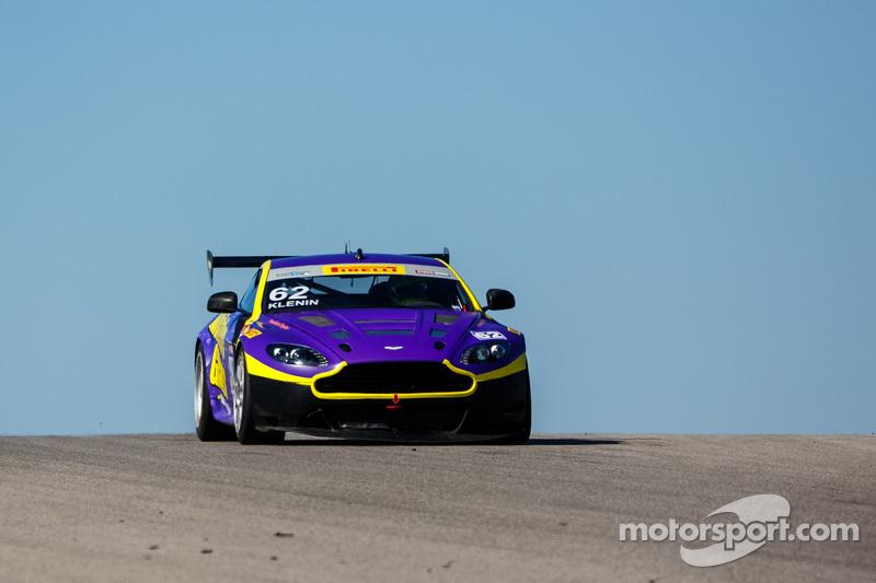 #62 Klenin Performance Racing,阿斯顿·马丁GT4: Mark Klenin