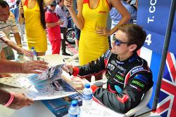 签名环节,Tom Chilton, Chevrolet RML Cruze TC1, ROAL Motorsport