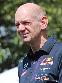 Эдриан Ньюи, Red Bull Racing