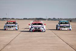 BMW evolución to the BMW IMSA 3.0 CSL para el Sebring 12 Horas