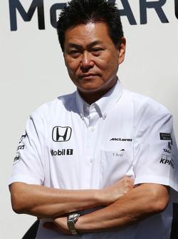 Yasuhisa Arai, Directeur Honda Motorsport