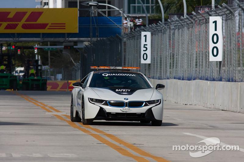 Elektrisches BMW-Auto