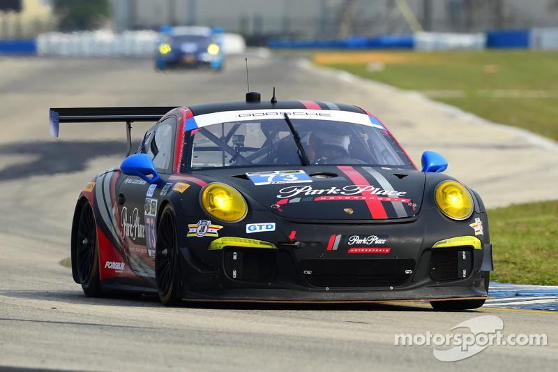 #73 Park Place Motorsports, Porsche 911 GT America: Patrick Lindsey, Spencer Pumpelly, Jim Norman