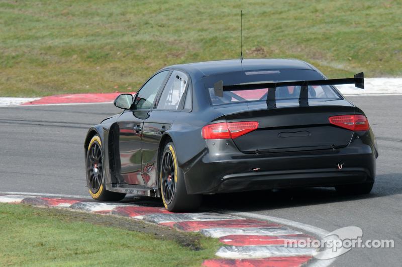 Rob Austin, Racing Audi A5