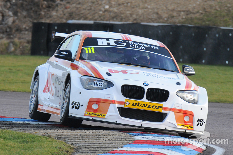 Andy Priaulx, West Surrey Racing