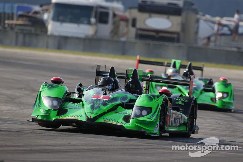 #1 Extreme Speed Motorsports HPD ARX-04b Honda: Scott Sharp, Ryan Dalziel, David Heinemeier Hansson
