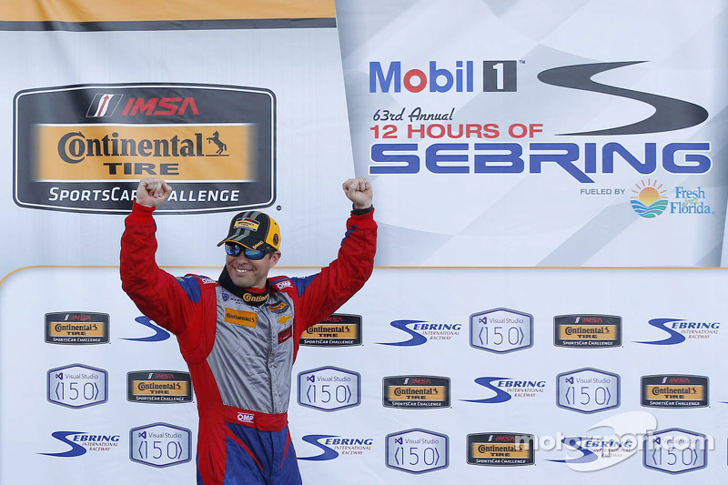 Juara balapan Andrew Davis, Stevenson Motorsports