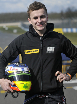 Aron Smith, Team BMR