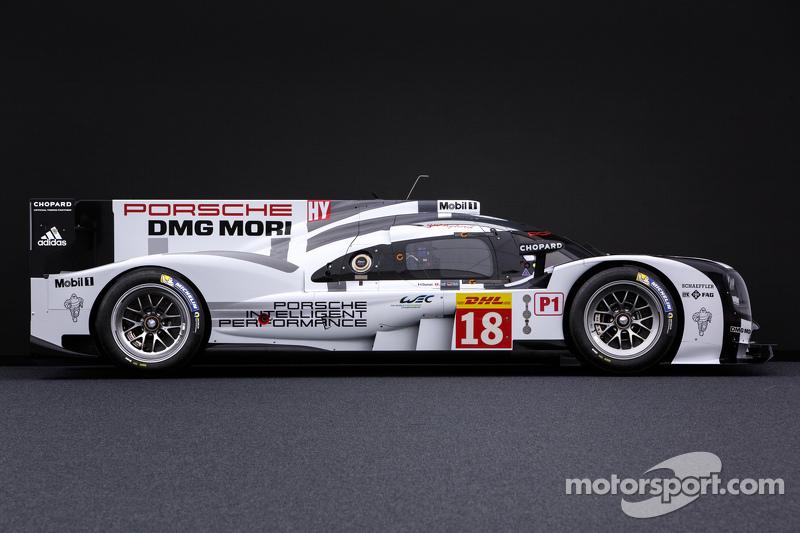 The 2015 Porsche 919 Hybrid