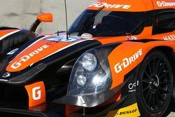 G-Drive Racing Ligier JS P2-Nissan