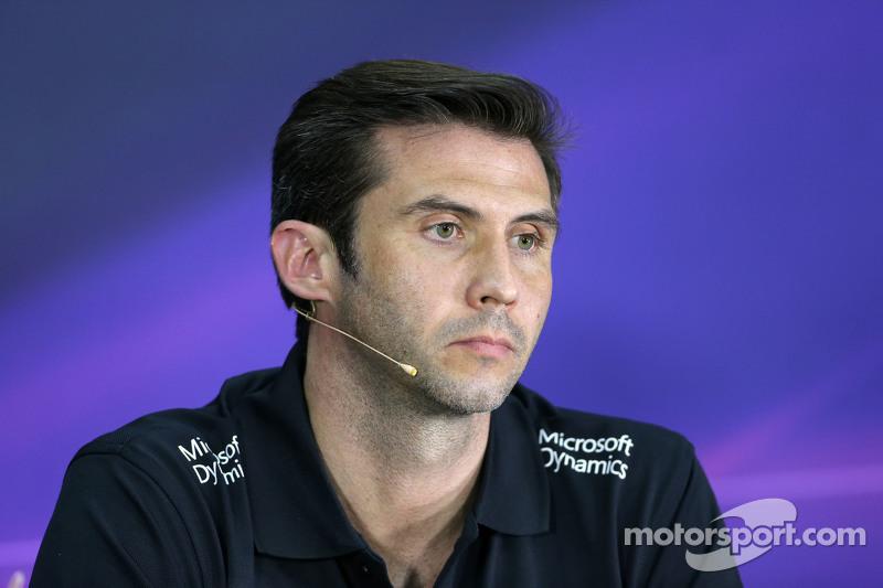 Меттью Картер, Lotus F1 Team CEO