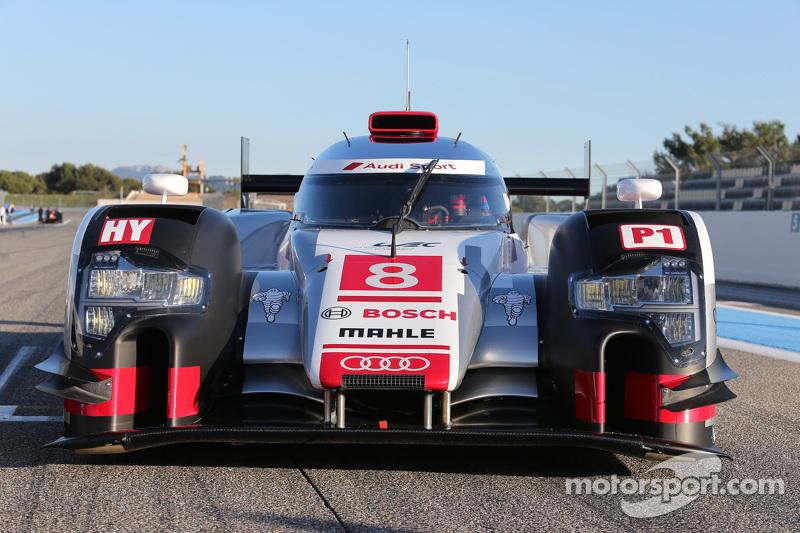 #8 奥迪运动车队,奥迪 R18 e-tron quattro