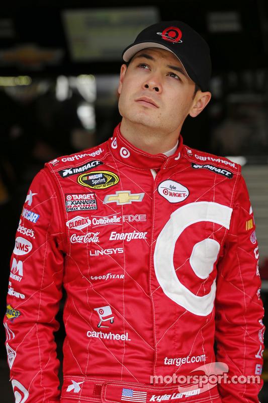 Kyle Larson, Ganassi Racing, Chevrolet