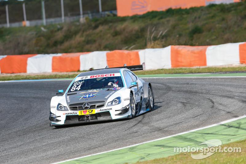 Maximilian Götz, Mücke Motorsport, Mercedes AMG C-Coupé DTM